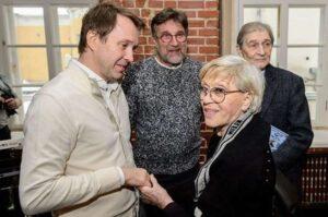 Как сейчас выглядит 84-летняя Алиса Фрейндлих