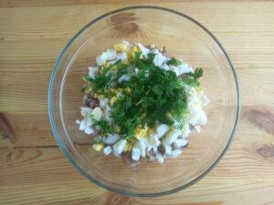 Мужской салат на 23 февраля — вкусный и праздничный