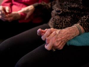 Три подруги, которые вместе уже 100 лет
