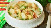 чешский суп